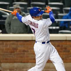 New York Mets Travis d'Arnaud