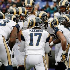 NFL draft: Rams, Titans trade picks; Nick Foles and Case Keenum feel impact