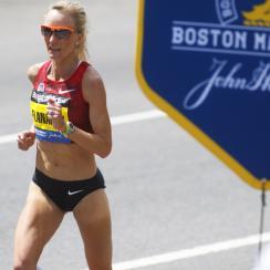shalane flanagan boston marathon course tips