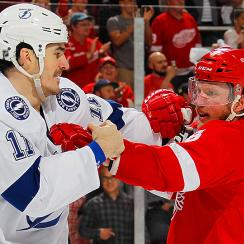 Stanley Cup Playoffs: Brian Boyle calls Justin Abdelkader a chicken