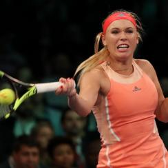 caroline wozniacki foot injury madrid italian open