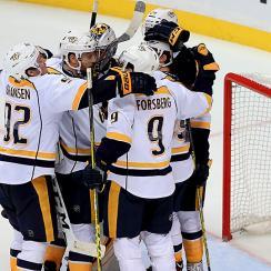 Stanley Cup Playoffs: Predators beat Ducks in Game 2