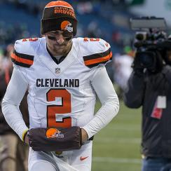 Johnny Manziel dropped by agent Drew Rosenhaus: Browns QB's NFL future takes hit