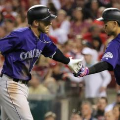 fantasy baseball trade advice trevor story david peralta adam wainwright