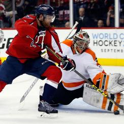 Flyers force a Game 6 behind Neuvirth's strong preformance