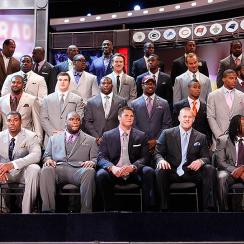 2011 NFL draft: Cam Newton, Von Miller, J.J. Watt all part of legendary Round 1 class