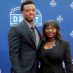 NFL draft 2016: Eli Apple's mom on her draft night experience and her son's journey to the NFL