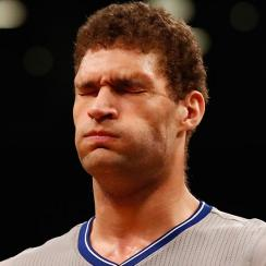 Nets' Brook Lopez