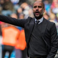 Pep Guardiola takes over at Manchester City next season
