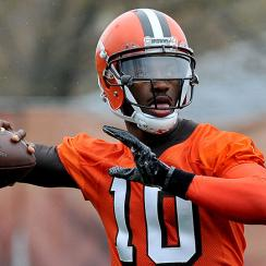 Cleveland Browns Robert Griffin III