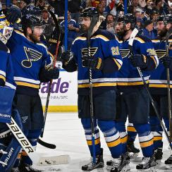 stanley cup playoffs st louis blues san jose sharks game 1