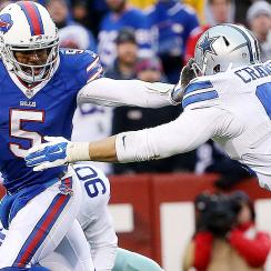 Tyrod Taylor: Buffalo Bills QB playing for contract, starting job