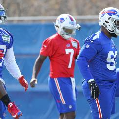 Bills GM Doug Whaley on 2016 NFL draft picks, Shaq Lawson, Reggie Ragland