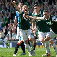 hibernian scottish cup winning goal