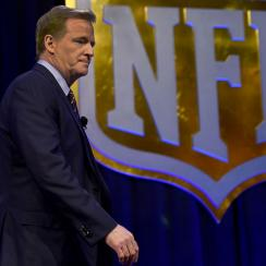 nfl schedules pro bowl super bowl draft roger goodell