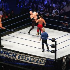 wwe smackdown tuesday live rosters
