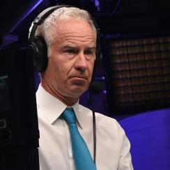 john mcenroe milos raonic coach wimbledon