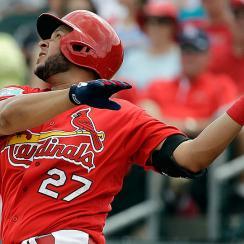 St Louis Cardinals Jhonny Peralta