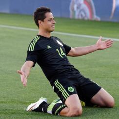 "Mexico forward Javier ""Chicharito"" Hernandez leads El Tri at Copa America"
