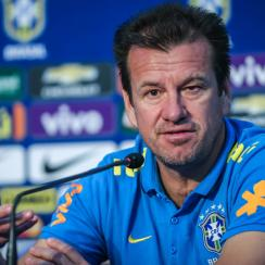 Brazil manager Dunga leads a largely experimental side into Copa America