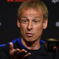 U.S. manager Jurgen Klinsmann is targeting the semifinals of Copa America