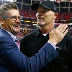 Thomas Dimitroff, Dave Cladwell, Ryan Grigson among NFL general managers under pressure entering 2016 regular season