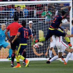 USA falls to Colombia in the opener of Copa America