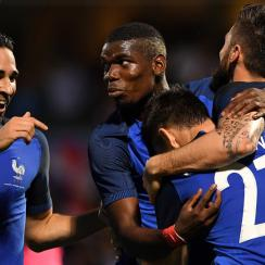France is the favorite entering Euro 2016