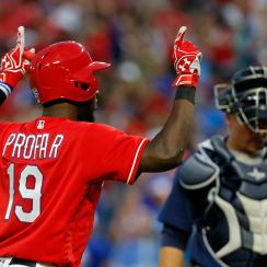 texas rangers jurickson profar roster spot odor suspension
