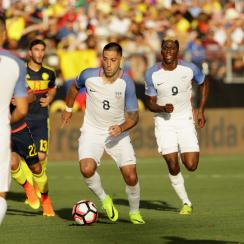 Clint Dempsey and the USA turn their focus to Costa Rica at Copa America