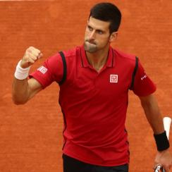novak djokovic french open final results score grand slam andy murray