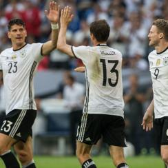 Germany is a vulnerable favorite at Euro 2016