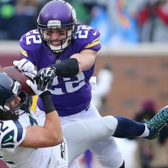 Harrison Smith contract extension: Vikings reach deal with top safety