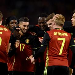Belgium has the pieces to make a run at Euro 2016