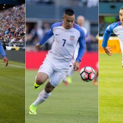 Jermaine Jones, Bobby Wood and Alejandro Bedoya are suspended for the USA's Copa America semifinal