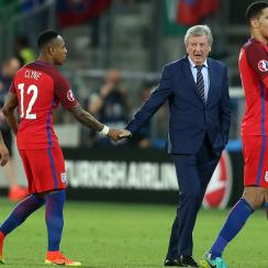 England finished second in its Euro 2016 group