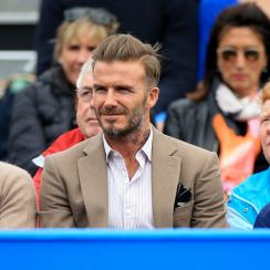 David Beckham is voting for Britain to remain in the EU in Thursday's Brexit referendum