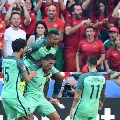Cristiano Ronaldo the hero for Portugal in Euro 2016 vs. Hungary