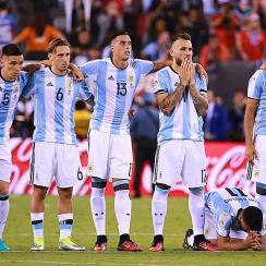 Argentina Copa America final