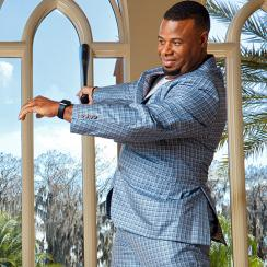 Ken Griffey Jr.: Hall of Fame induction awaits guarded Mariners, Reds star