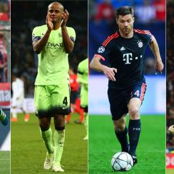 Manuel Neuer, Vincent Kompany, Xabi Alonso, Chicharito are the subjects of an SI Magazine series
