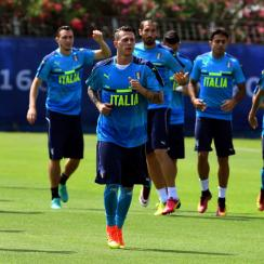 Italy faces Germany in the Euro 2016 quarterfinals