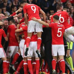 Hal Robson Kanu puts Wales up over Belgium in Euro 2016