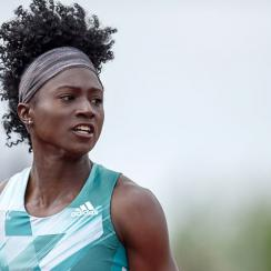 rio olympics us track and field trials tori bowie