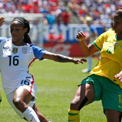 crystal dunn goal usa south africa