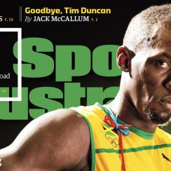 usain bolt rio olympics 2016 sports illustrated cover