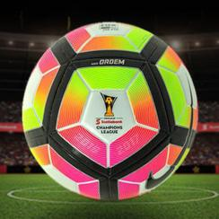 concacaf neon match ball