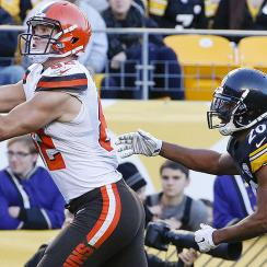 Fantasy football 2016 draft prep: Gary Barnidge, Browns tight end
