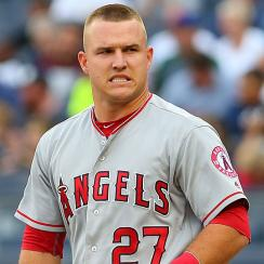 Mike Trout Is Better Than Ever So Where Is The Attention Si Com
