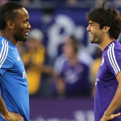 Drogba, Kaka lead MLS All-Stars vs. Arsenal in San Jose